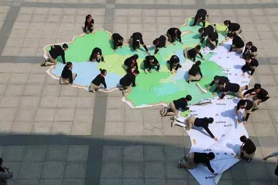 团郑州市委开展国家安全教育日青少年主题宣传活动