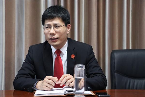 南阳宛城区法院召开队伍教育整顿查纠整改阶段工作会