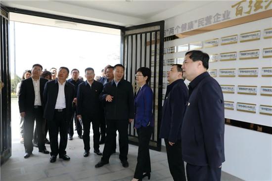 新密市委书记陈春梅调研统战工作