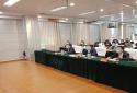 邓州市组织收听收看全国及省、市防汛抗旱工作电视电话会议
