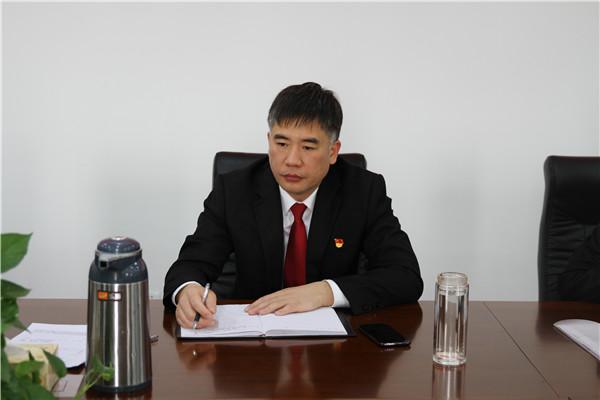社旗县法院召开教育整顿工作领导小组查纠整改环节工作会议