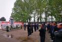 汝南县韩庄镇开展红色教育观摩让党史学习教育入脑入心