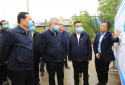 安徽省委统战部考察组到郑州市调研宗教工作