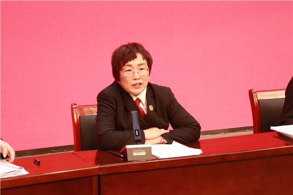 镇平县法院巡回审理一起2名在校大学生网上开设赌场案