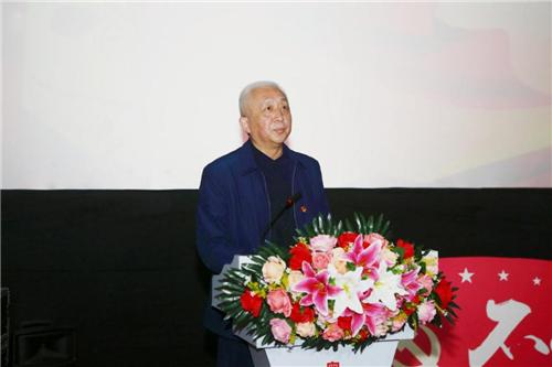 郑州市中原区委党史学习教育红色观影基地揭牌仪式隆重举行
