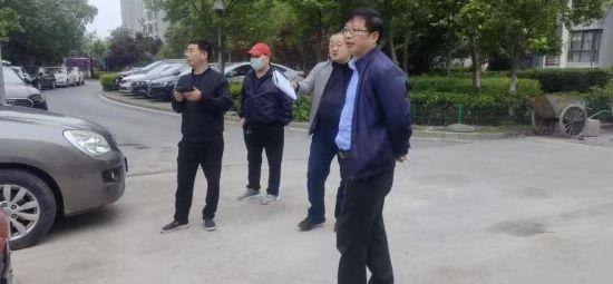 郑州市国基路街道认真开展互查互评工作 有序提升辖区环境