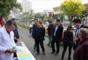 邓州:《职业病防治法》宣传活动丰富多彩