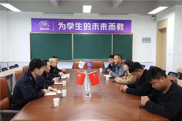 南阳市示范区公安分局:立足职能显担当 护航企业促发展