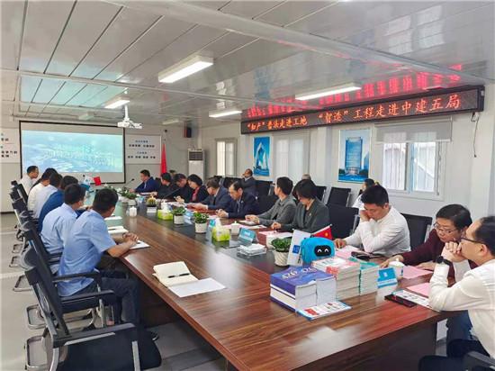 """郑州市市场监督管理局""""4.26知识产权宣传周""""走进金融岛外环项目"""