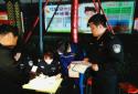驻马店示范区公安分局刘阁派出所:走访脚步不停歇 安全宣传路不止