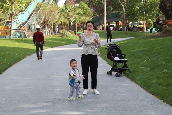 """郑州花园路改造正在紧密施工中 """"美颜""""后将升级为郑州最高标准的""""商业大道"""""""