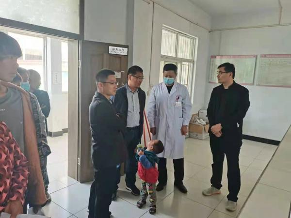 新蔡县顿岗乡全力做好新冠疫苗接种工作