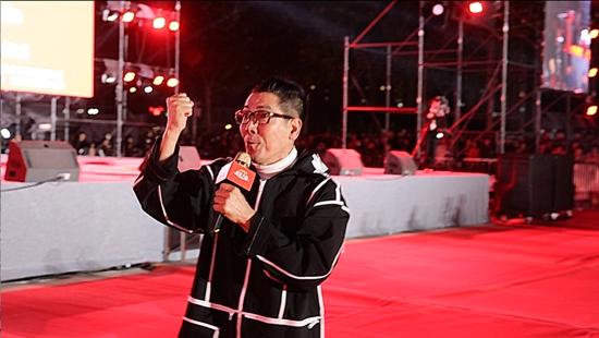 2021央视《星光大道》河南地区选手选拔活动邓州赛区新闻发布会暨星光公益行启动仪式成功举办