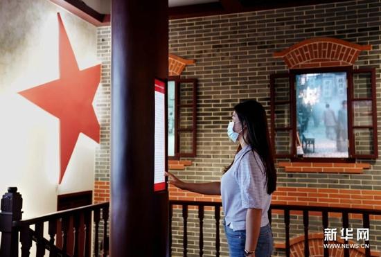 历时三年筹建 中共中央军委机关旧址纪念馆对外开放