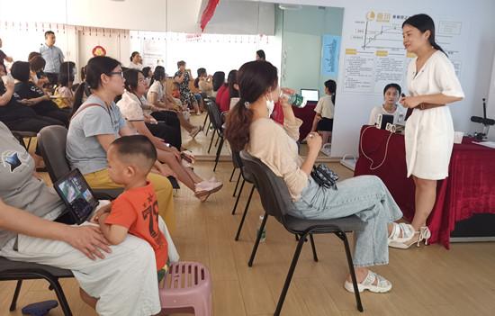 汉方药业携手嘉玥共同举办妈妈的勋章主题沙龙 助力解决女性的妊娠纹困扰
