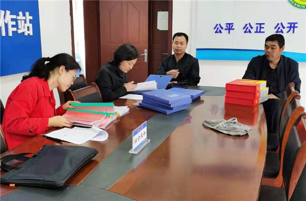 南阳宛城司法行政系统教育整顿领导小组深入基层开展全覆盖督导检查工作