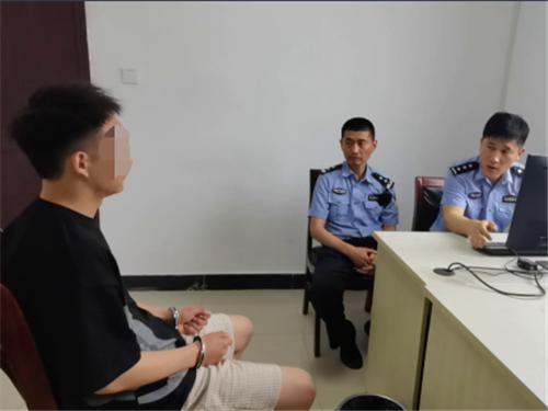 郑州二七警方连续奋战六昼夜  破获同一小区9起入室盗窃案