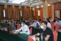邓州市收听收看全省防汛抗旱工作会议