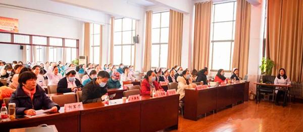 唐河县医院举办第六届护理品管圈比赛
