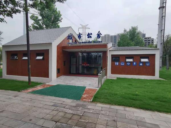 """漯河:擦亮城市新名片!""""四有""""促413座公厕管理服务大提升"""