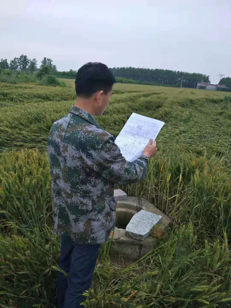 汝南县梁祝镇:扎实开展农用机井整改管护工作