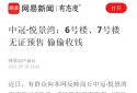 商丘中冠·悦景湾:6号楼、7号楼无证预售 偷偷收钱!