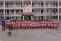河南内乡:爱心善举显真情 捐赠校服暖人心