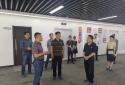 市局党组成员王鹏程一行前往郑州高新区非公党建联系点调研