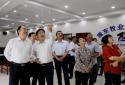 河南省人大副主任徐济超到宁陵县就一法一条例贯彻情况开展执法检查