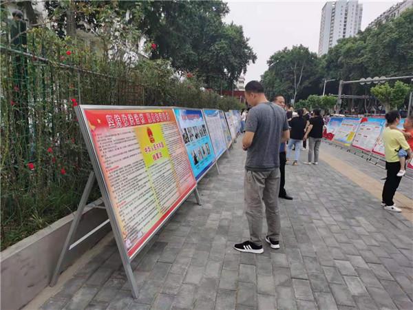 """南阳卧龙法院开展""""国际档案日""""宣传活动"""