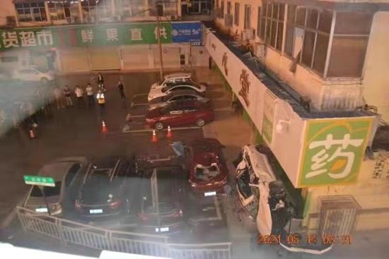 """无证还酒驾 生命作代价——河南交警总队通报郑州""""5.14""""较大道路交通事故情况"""