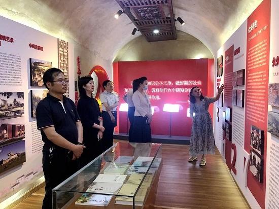 乡村文创怎么玩?郑州市二七区新阶层工作有亮点!