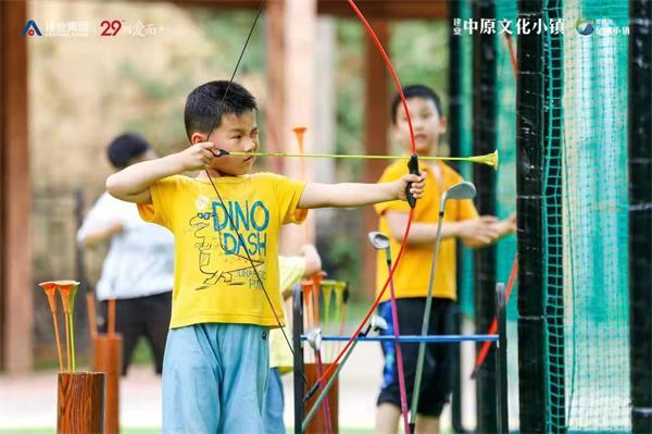 新晋网红打卡地——只有河南·戏剧幻城端午假期共接待游客2.3万人次
