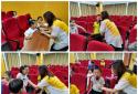 社区情暖,孝行天下——郑州高新区石佛办事处西溪花园社区开展父子亲子活动专题活动