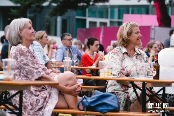 德国波恩:夏日音乐会