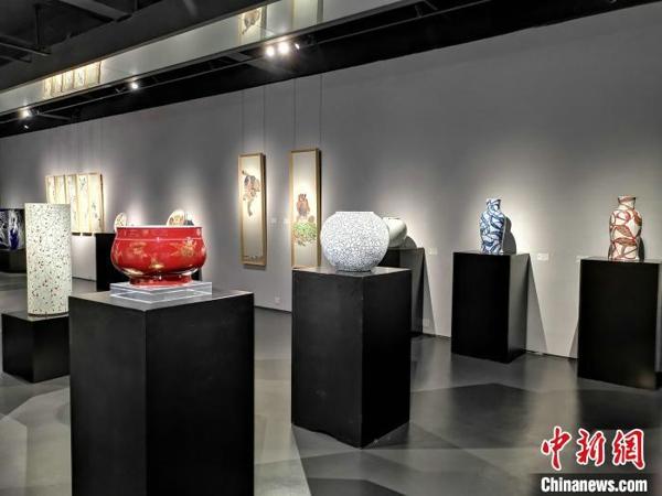 百年中国陶瓷发展史上经典名作上海展出