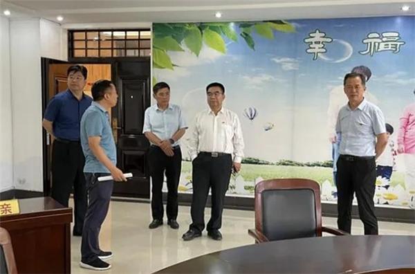 河南省高级法院领导到宁陵县法院调研家事审判工作