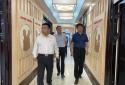 河南省高级人民法院领导到宁陵县法院调研家事审判工作