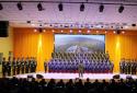 太康县第一高级中学开展庆祝建党100周年红歌大合唱活动