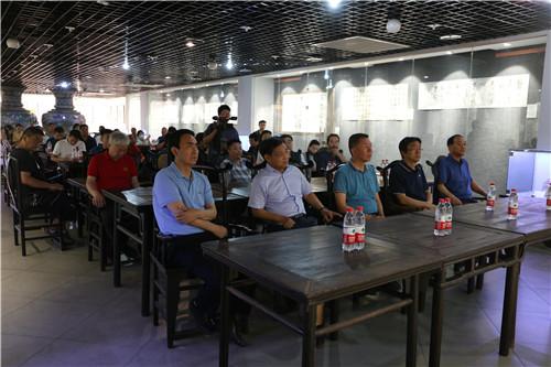 郑州博金书画艺术博物馆书画作品展在郑州开幕