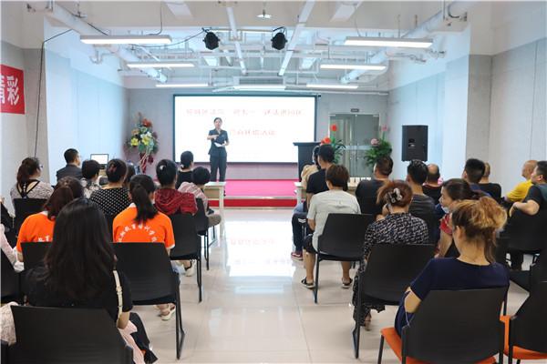 南阳宛城区法院:《民法典》普法助力小微企业发展