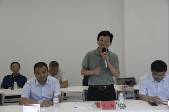 《从太行到东山:一心一意为人民的谷文昌》新书发布在文昌故里举行