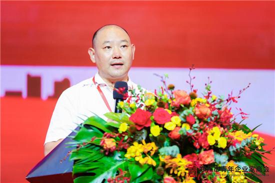 凝聚青春力量 共筑青商未来——郑州市青年企业家商会隆重举行成立两周年特别活动