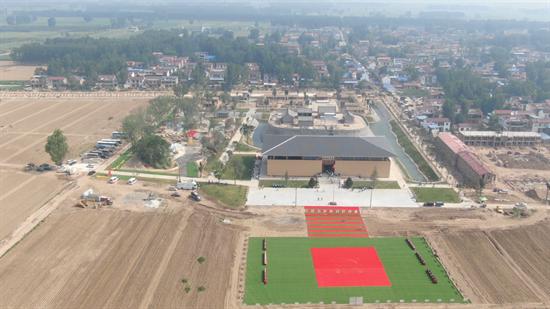 """太康县:打造红色景点 让革命老区""""活""""起来"""