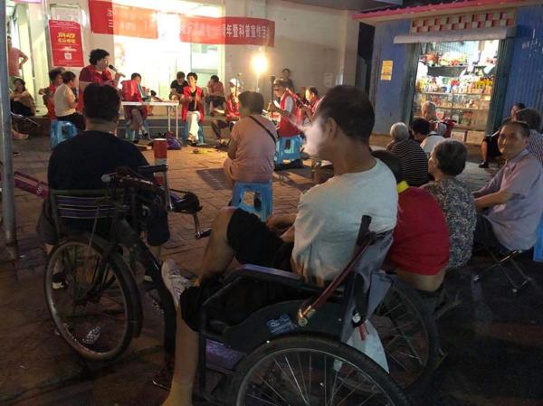 """汝南县科技志愿者""""七一""""颂党恩"""