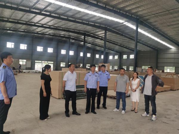 汝南县留盆镇开展安全生产隐患排查工作