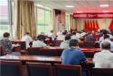 内乡县畜牧局举行党规党纪和党史学习教育知识测试
