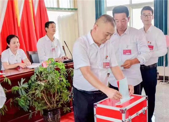 正阳县永兴镇第十一届人民代表大会第七次会议圆满召开