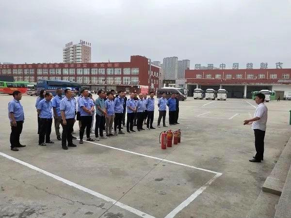 南阳消防支队掀起社会单位消防大培训热潮