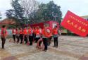 河南社旗:防汛一线党旗红
